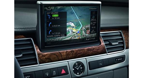 """Audi proposera de l'info trafic """"on line"""" sur l'A6"""