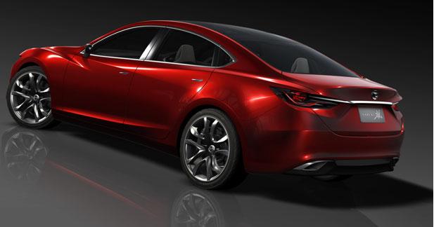 Mazda poursuit le développement des technologies SKYACTIV