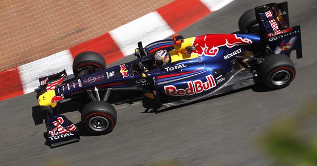 Red Bull et Renault vont travailler sur le SREC du futur
