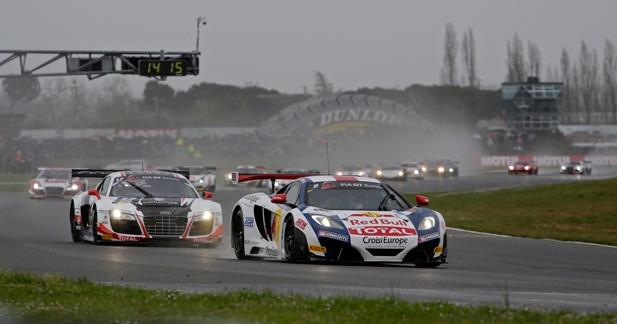 GT1 World – Nogaro: Le Sébastien Loeb Racing déjà dans le coup