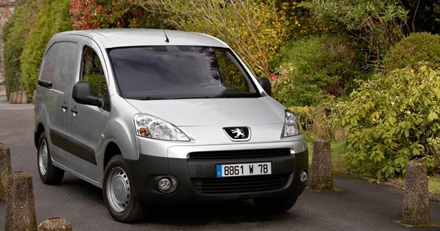 Le Peugeot Partner récompensé en Slovénie