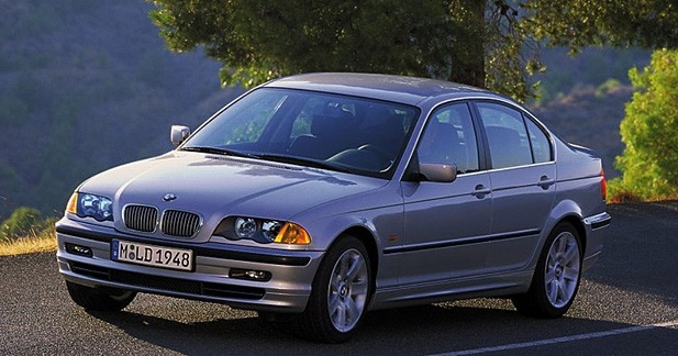 BMW rappelle 1,6 million de Série 3 E46