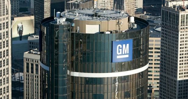 General Motors rappelle 8,4 millions de véhicules