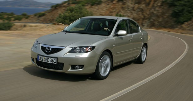 Mazda rappelle plus de 90 000 Mazda3 en Europe