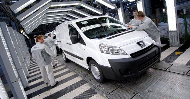 PSA perturbé par les problèmes d'approvisionnement depuis le Japon