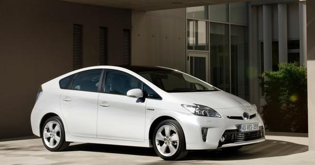 Toyota : rappel de plus de 2,7 millions de voitures dont 15 000 en France