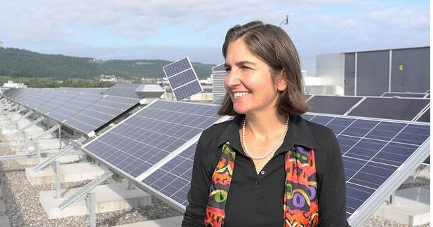 La recharge peut s'appuyer sur des énergies renouvelables