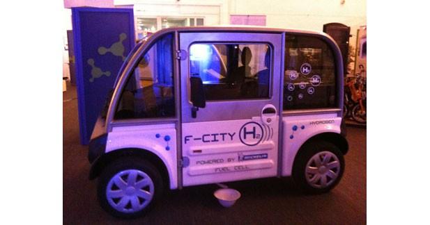 La F-City en version hydrogène s'affiche à Belfort