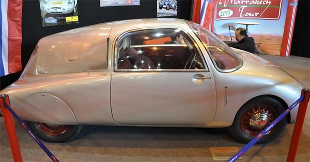 Wimille : parmi les premiers prototypes d'après-guerre