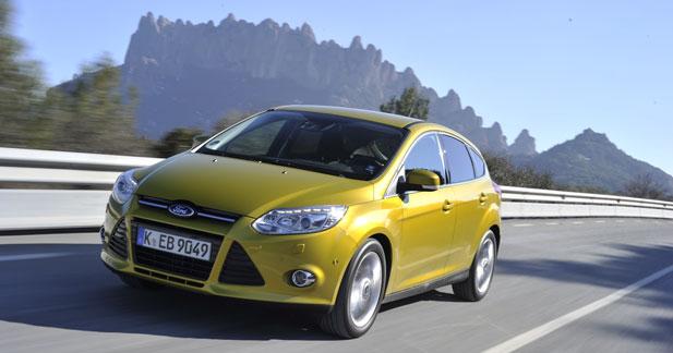Ford fait un carton avec la Focus 1 L EcoBoost