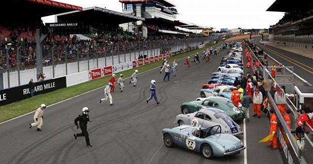 Record d'affluence au Mans Classic 2014