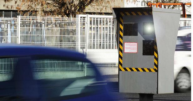 L'Automobile Club réclame un traitement à part des PV pour les petits excès de vitesse