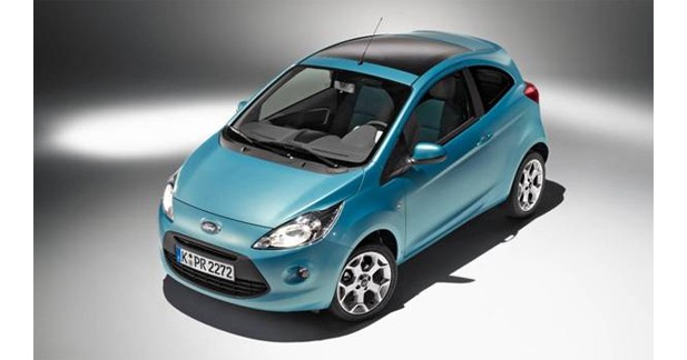 Disparition programmée de la Ford Ka ?