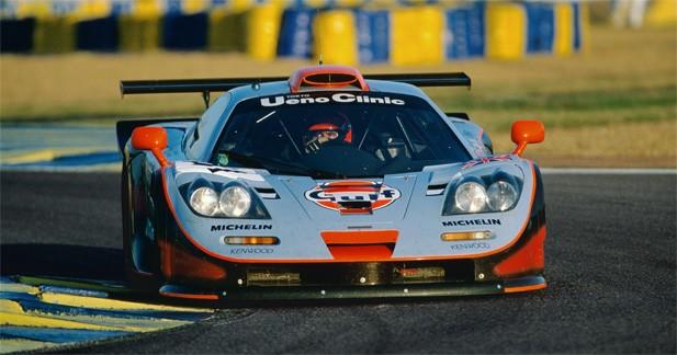 McLaren de retour au Mans?