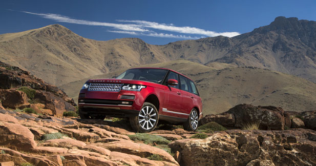 Jaguar Land Rover ne connaît pas la crise