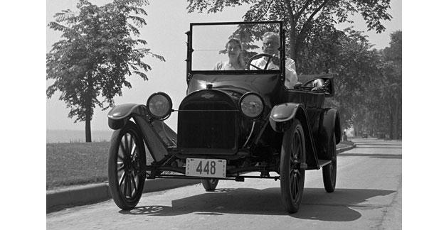 Chevrolet fête ses 100 ans à Detroit
