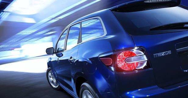 Le Mazda CX-5 sera le premier modèle à étrenner les nouvelles technologies SKYACTIV