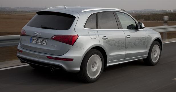 Audi Q5 Hybrid : SUV électrifié et sportif