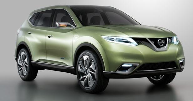 Nissan dévoile l'hybride du futur à Genève