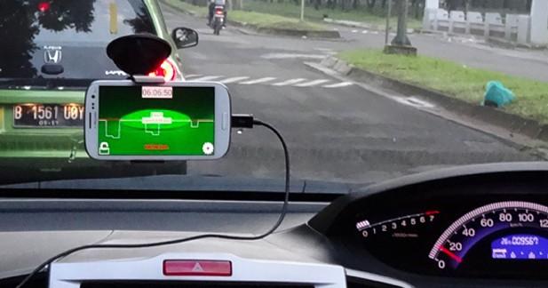 Honda a testé avec succès sa technologie anti bouchons