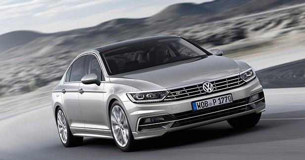 Volkswagen annonce les prix de la nouvelle Passat