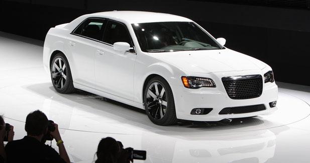 Chrysler 300C SRT8 : muscle car à l'américaine