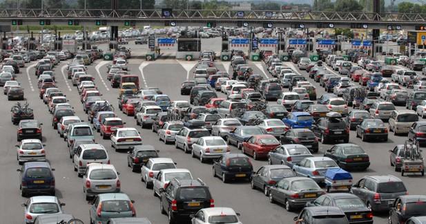 Les prévisions de circulation pour ce week-end de départs