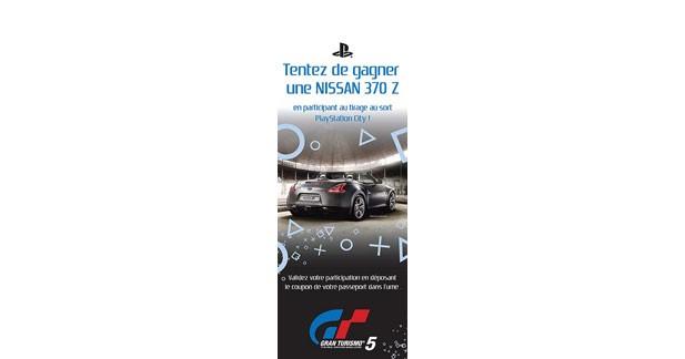 Nissan avec PlayStation à la Paris Games Week