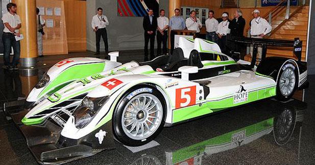 Deux hybrides en piste ce week end au Mans