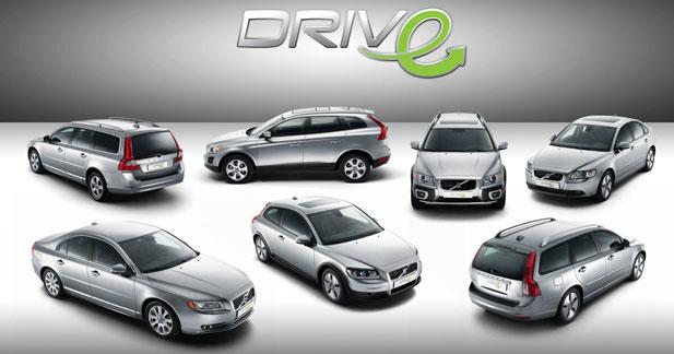 Volvo meilleur élève en Europe pour la réduction des émissions de CO2