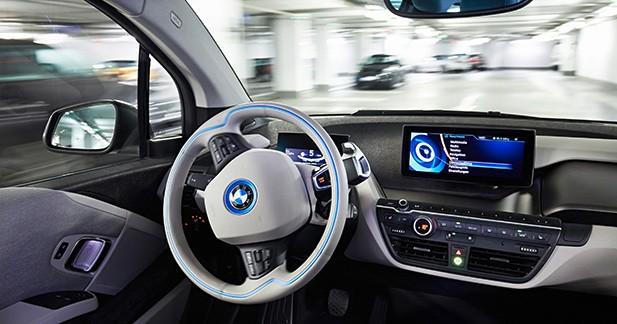 Bientôt votre BMW se garera entièrement seule