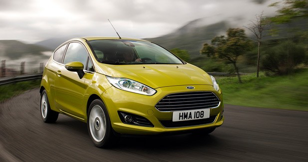 Ford Fiesta : boîte PowerShift pour le 1.0 EcoBoost
