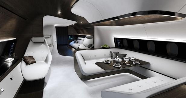 Concept F015 à bord