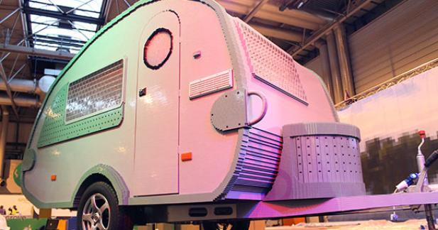Voici la plus grande caravane en Lego jamais réalisée