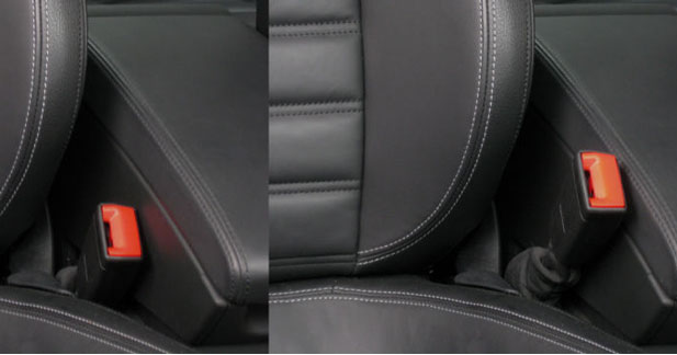 Une ceinture de sécurité intelligente à l'horizon 2013