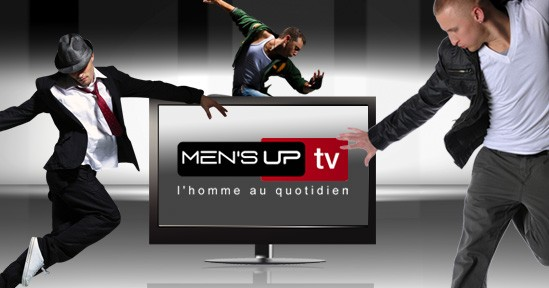 Lancement de Men's Up TV