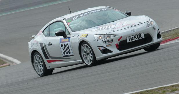Toyota lance la GT86 Cup