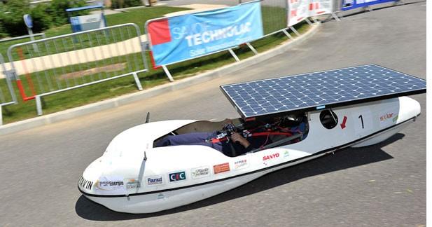 Solar Event : une course de voitures solaires en Savoie