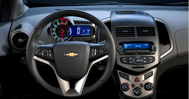 La Chevrolet Aveo dans la bonne direction avec Nexteer