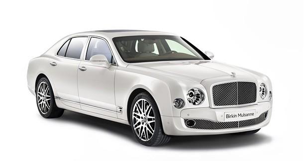 Bentley Mulsanne : série limitée Birkin