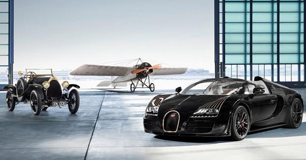 Présentation vidéo de la Bugatti Veyron Grand Sport '' Black Bess ''
