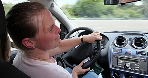 Ford passe le volant à des aveugles