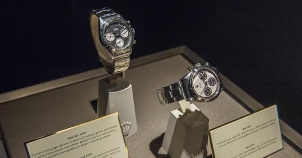 Rolex Daytona : une exposition sur les 50 ans d'un mythe