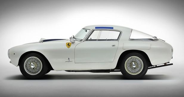 Un lot de 10 Ferrari d'exception à vendre chez Bonhams