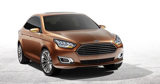 La Ford Escort est de retour... à Pékin