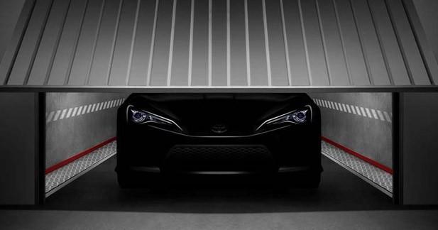 Un nouveau concept Toyota sur la base de la FT 86 à Genève
