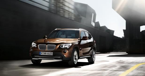 """Garantie """"Soleil d'Hiver"""" pour le BMW X1 : satisfait ou invité au restaurant !"""