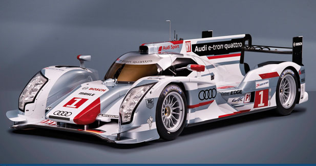 r18 e tron quattro l 39 arme fatale d 39 audi pour le mans. Black Bedroom Furniture Sets. Home Design Ideas