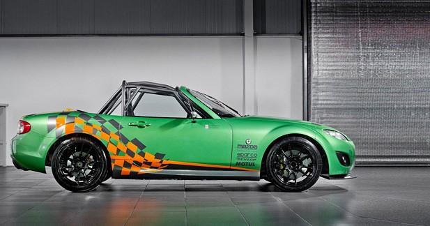 Une Mazda MX-5 GT en endurance : défi de poids pour une poids plume