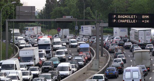 Certains grands axes de Paris bientôt limitées à 30 km/h